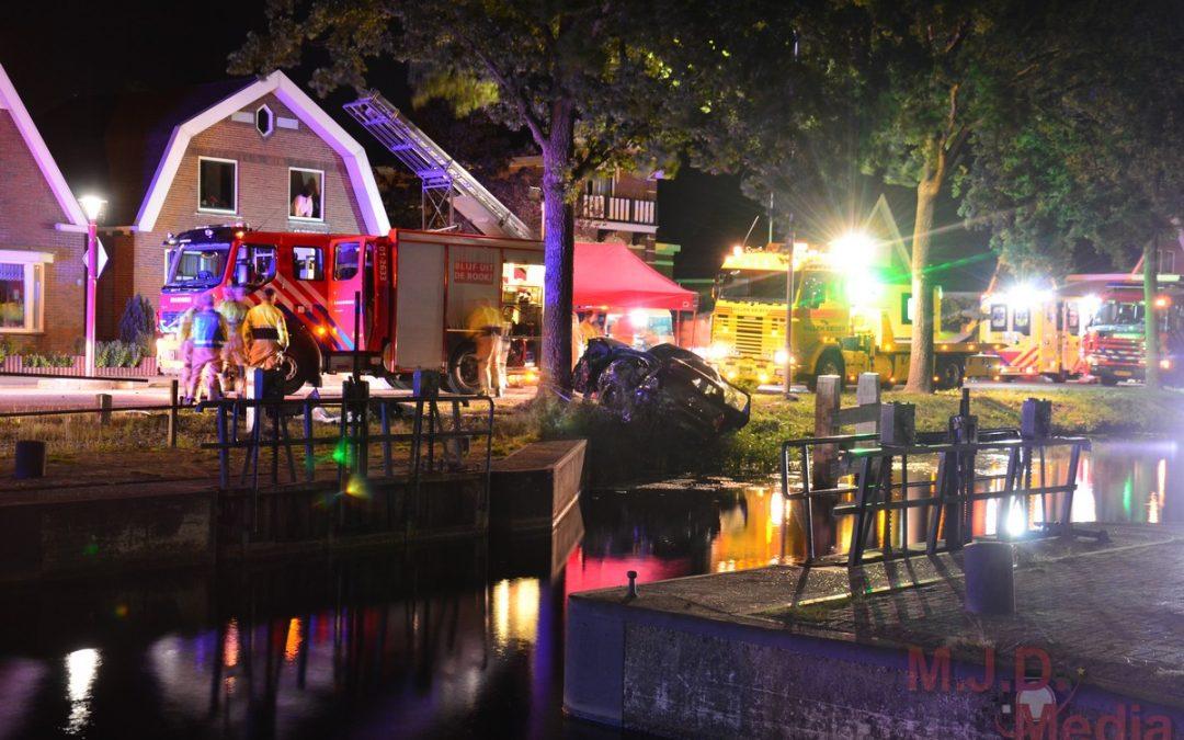Twee doden na zeer ernstig ongeluk Stadskanaal