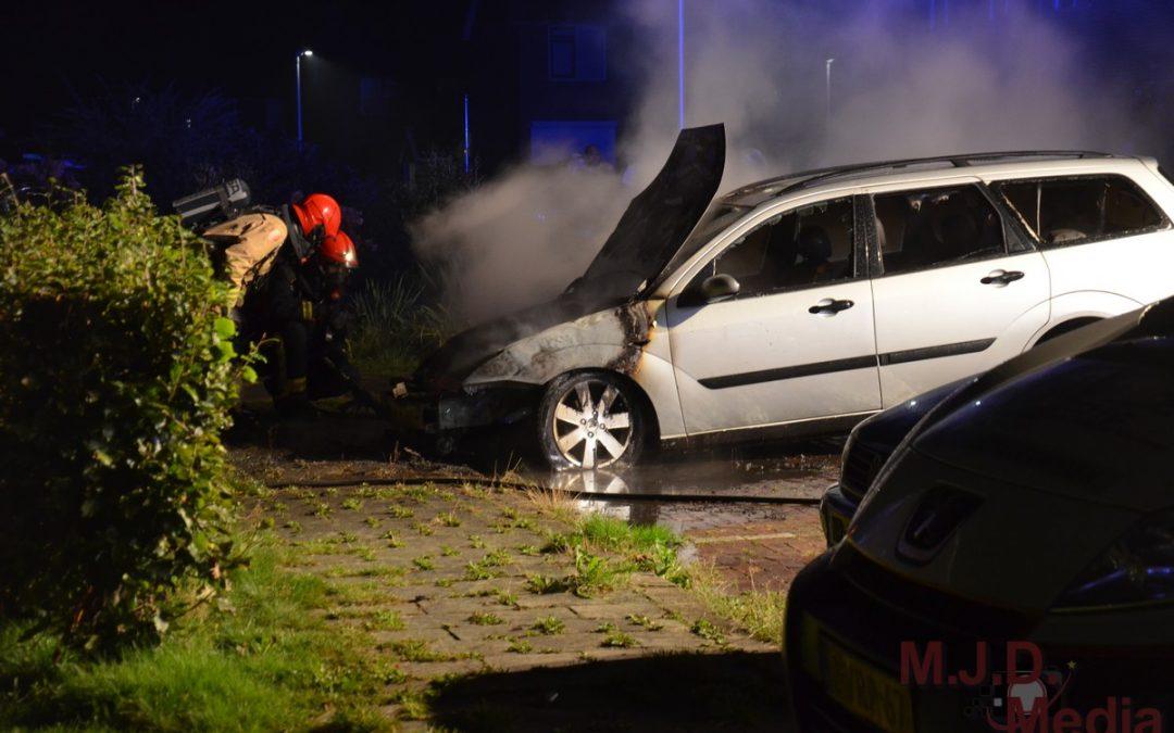 Opnieuw auto uitgebrand in Stadskanaal